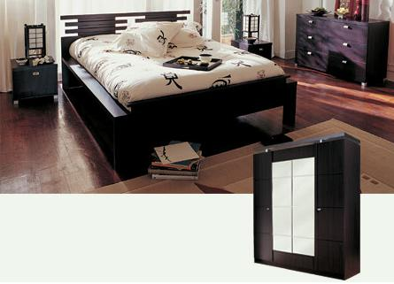table de chevet orys. Black Bedroom Furniture Sets. Home Design Ideas